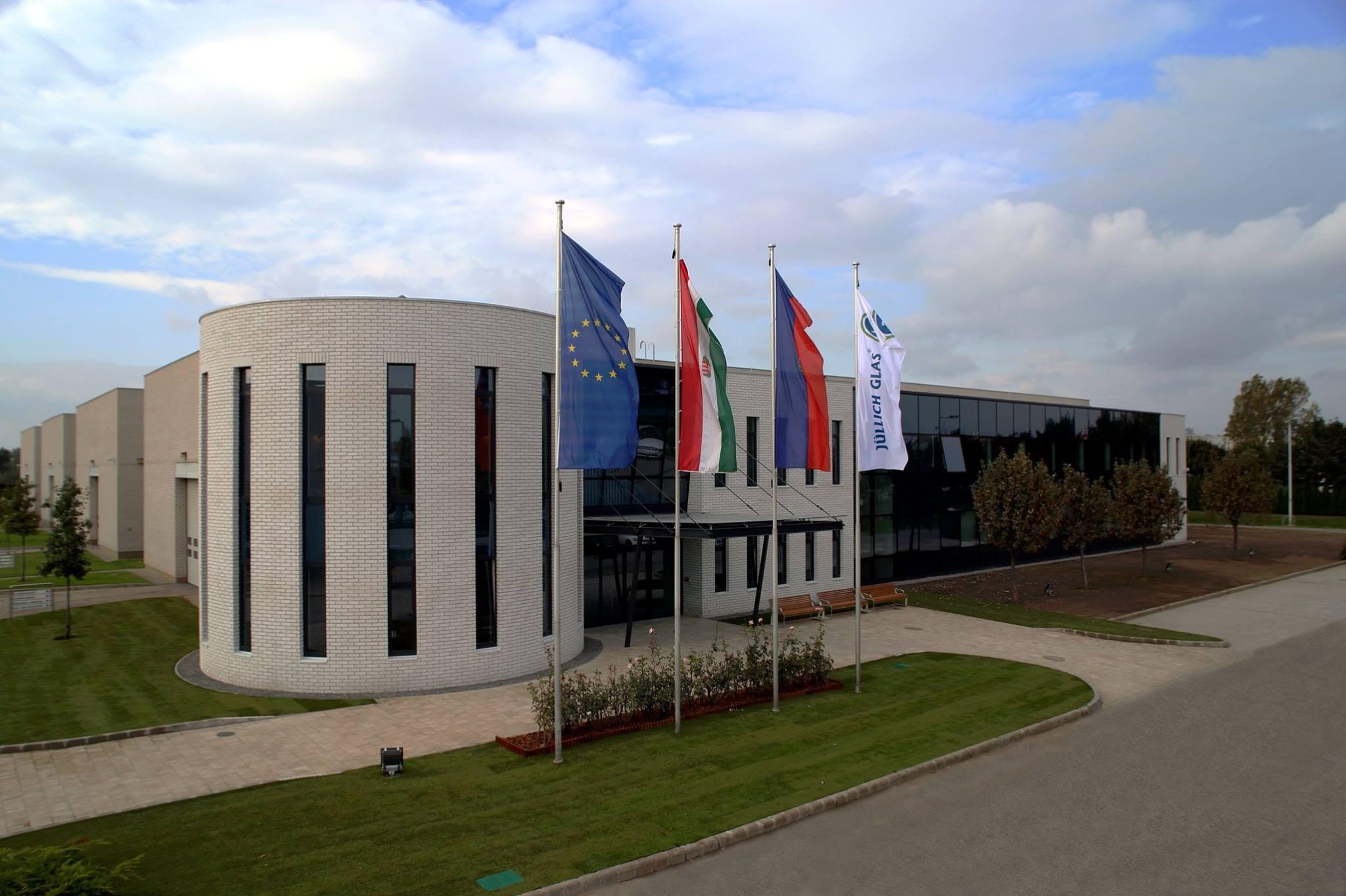 Hűthető üvegszerkezetet fejlesztett ki a székesfehérvári Jüllich Glas Holding