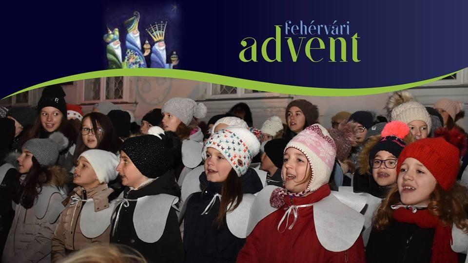 Mutatjuk a Fehérvári Advent első heti programjait