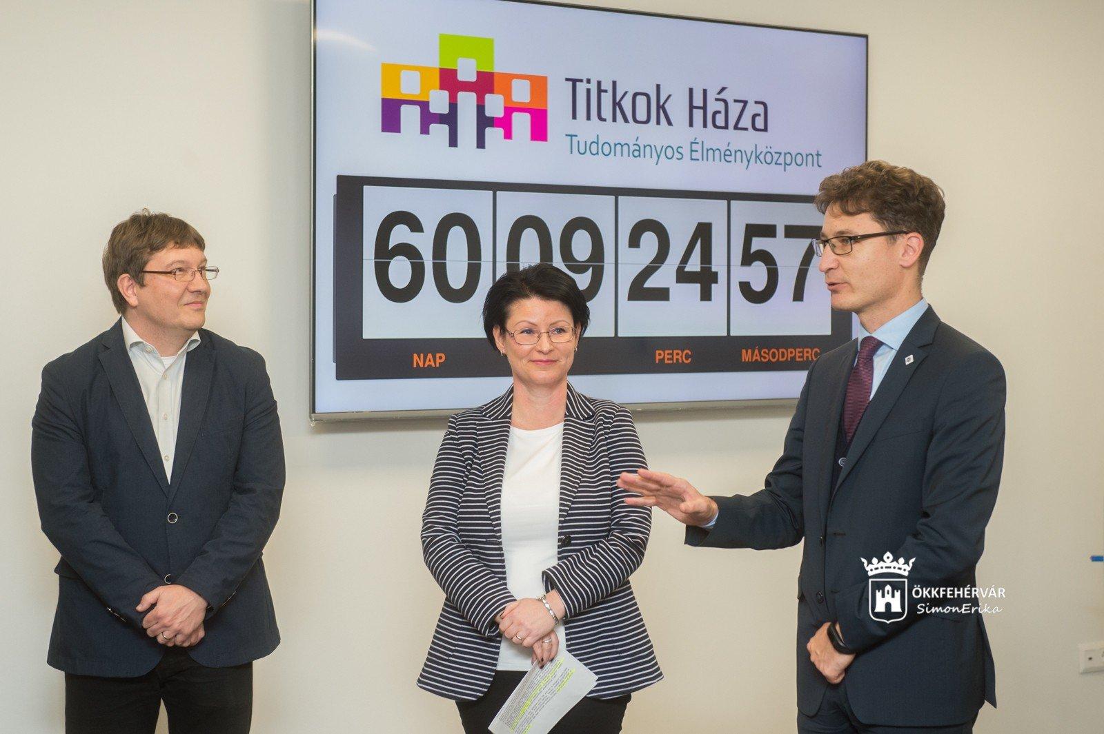 Tudományos élményközpont létesül Székesfehérváron