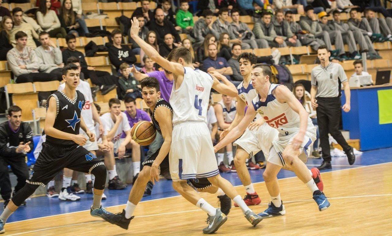 Európa legjobb fiatal kosarasait láthatja a fehérvári közönség a VII. Szent István Kupán