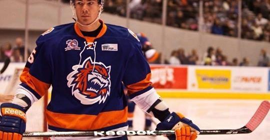 NHL-t megjárt kanadai hokis igazolt Székesfehérvárra