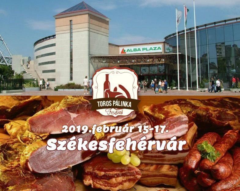 Jövő hétvégén lesz a VIII. Székesfehérvári Toros Pálinkafesztivál