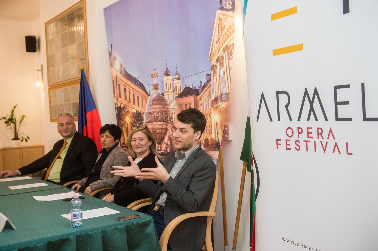 Európai turnéra indul a székesfehérvári Alba Regia Szimfonikus Zenekar