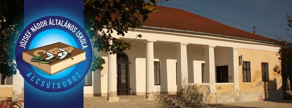 Pályázati forrásból újult meg az alcsútdobozi József Nádor Általános Iskola