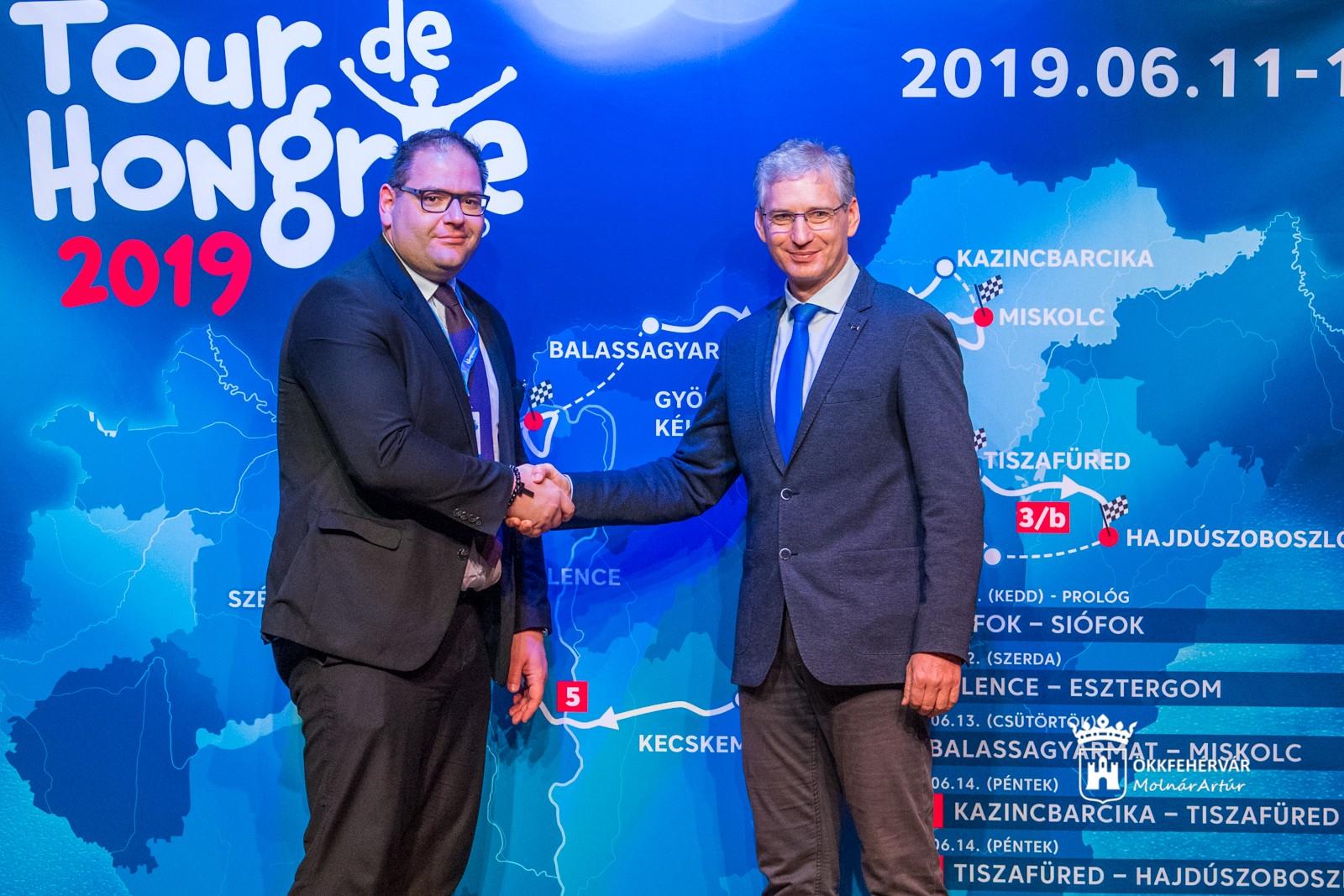 Siófokról rajtol és Székesfehérváron zárul az idei Tour de Hongrie