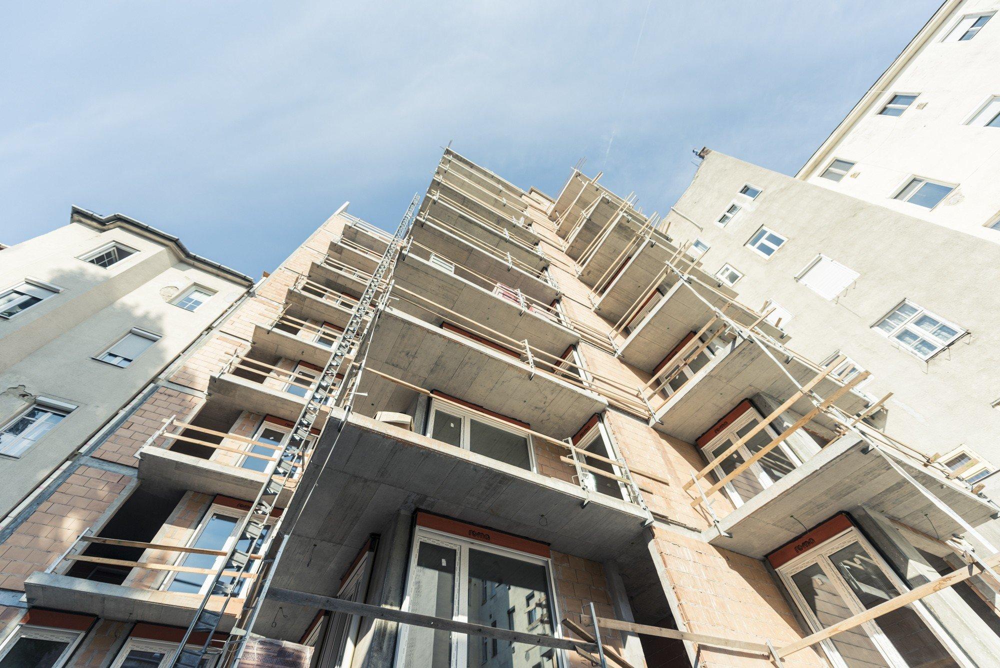 Fejér és Bács megyében nőtt legnagyobb tempóban az építőipar