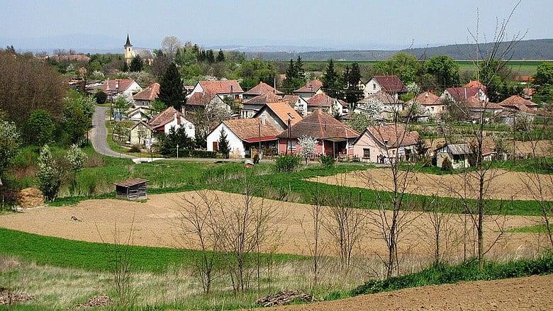 Melyek a falusi csok támogatott települései?