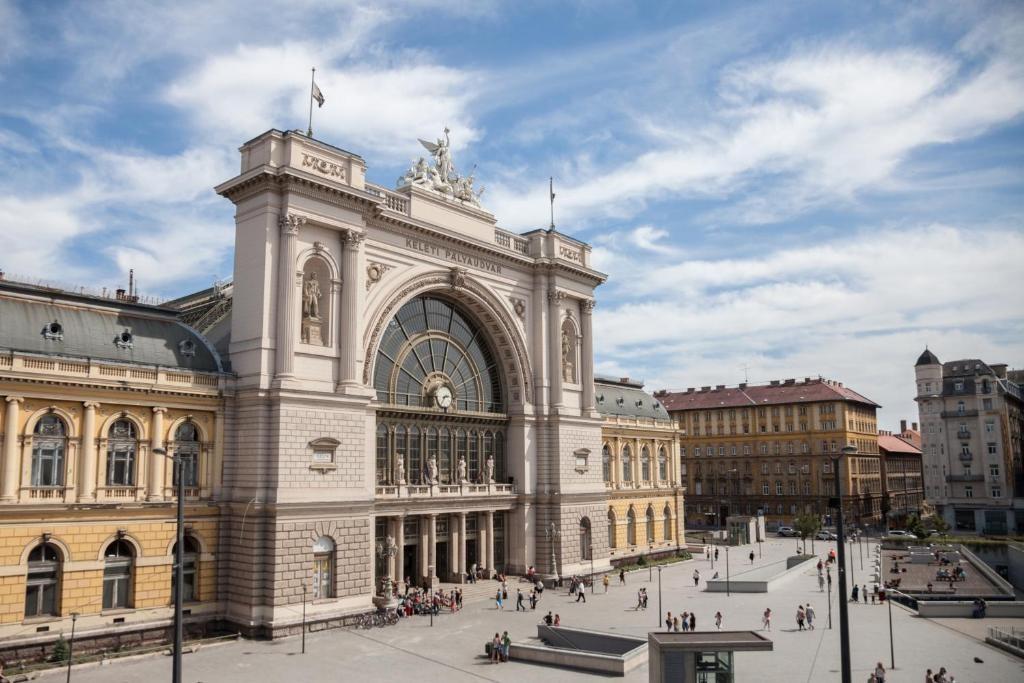 Mától két hétre lezárják a Keleti pályaudvart
