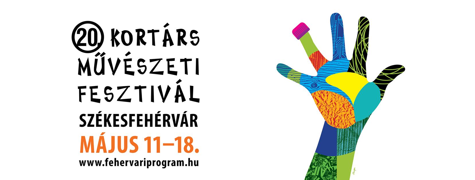 Kortárs Művészeti Fesztivál huszadszor Székesfehérváron