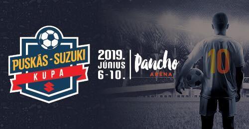 Idén is nyolccsapatos lesz a Puskás-Suzuki Kupa