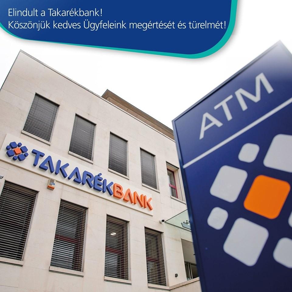 Hét megyében és a fővárosban megnyitott az új Takarékbank