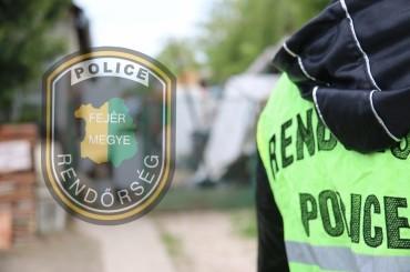 Letartóztatták a lőfegyvert és lőszert értékesítő sárbogárdi férfit