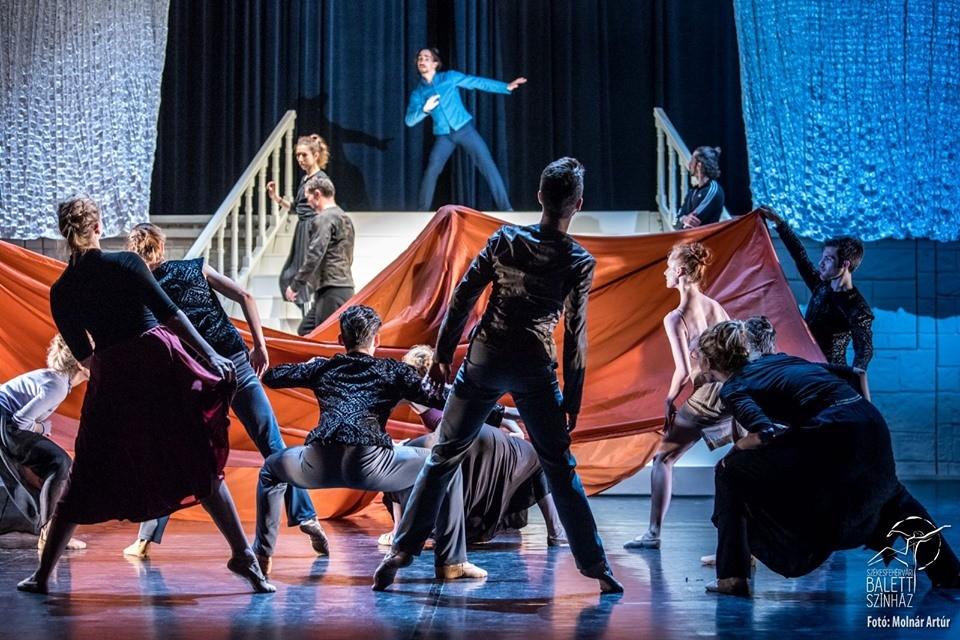 A Rómeó és Júliát mutatta be a Székesfehérvári Balett Színház