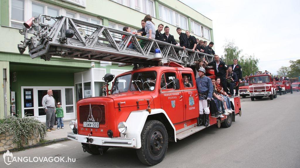 Szombaton Bicskén kiderül, ki volt az év tűzoltója