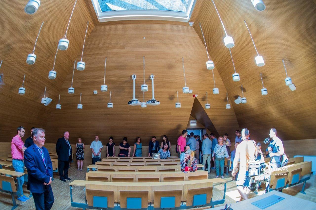 Székesfehérvár történetének eddigi legnagyobb egyetemi fejlesztése készült el