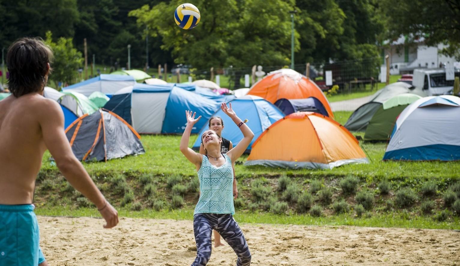A sport a legnépszerűbb tábortéma
