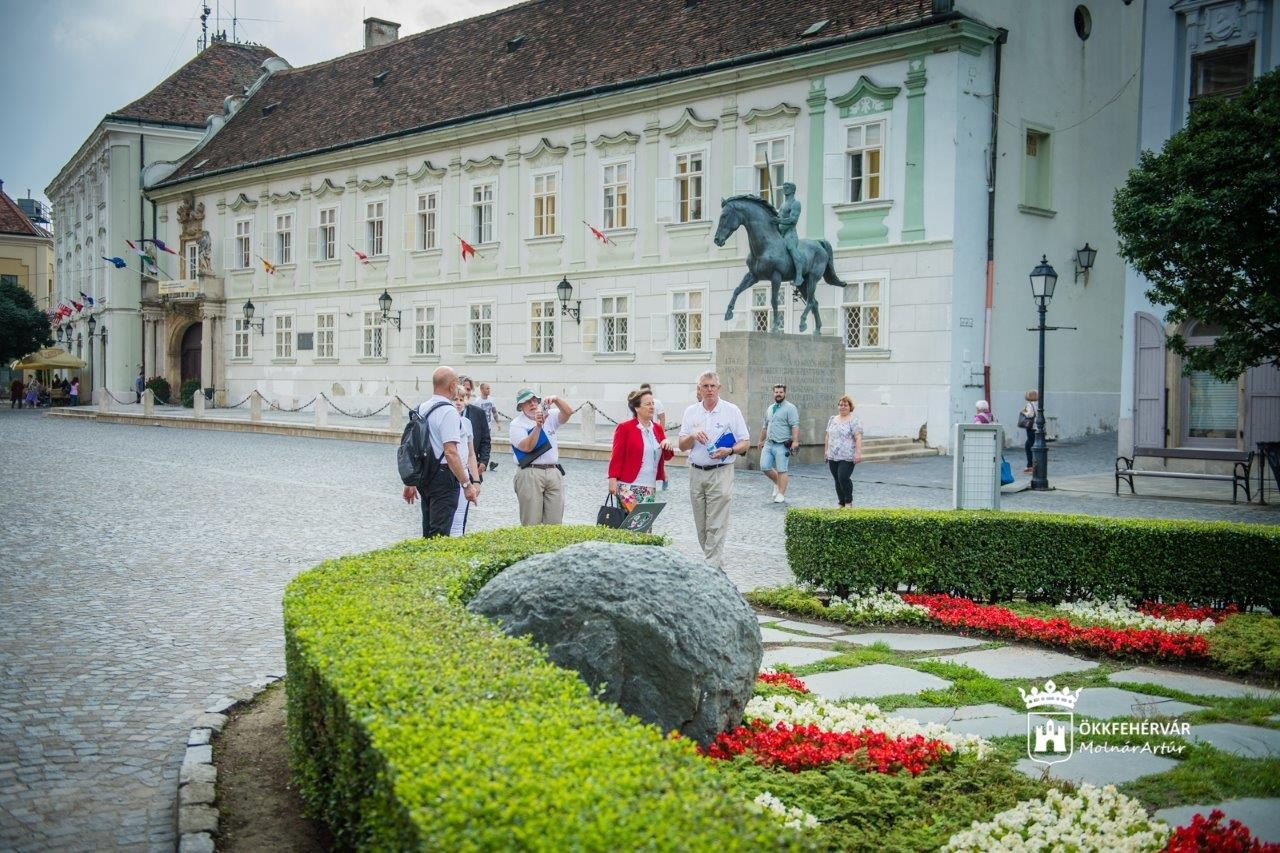 Fehérvárt értékeli a virágosítási világverseny zsűrije