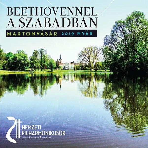 Beethoven életművének legszebb darabjai a martonvásári kastélyparkban
