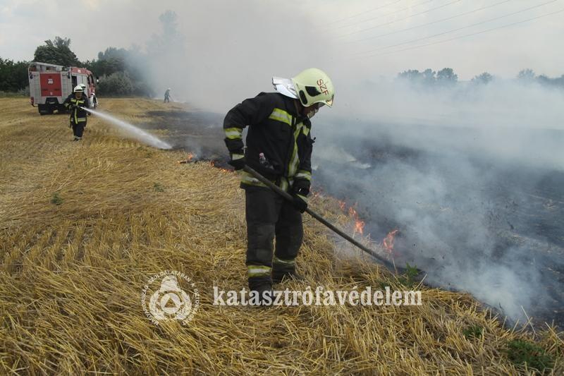 Legyen füstmentes nyár a mezőgazdaságban is!