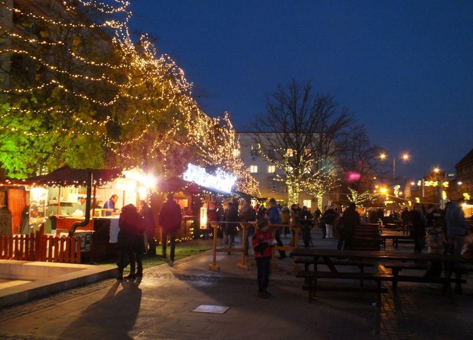 Szebb lesz a karácsonyi falu, mint valaha Szolnokon