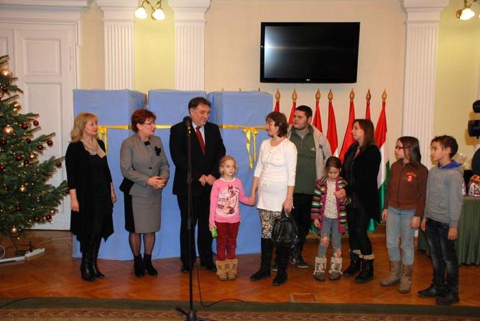 Kétéves a Szolnok Segít program