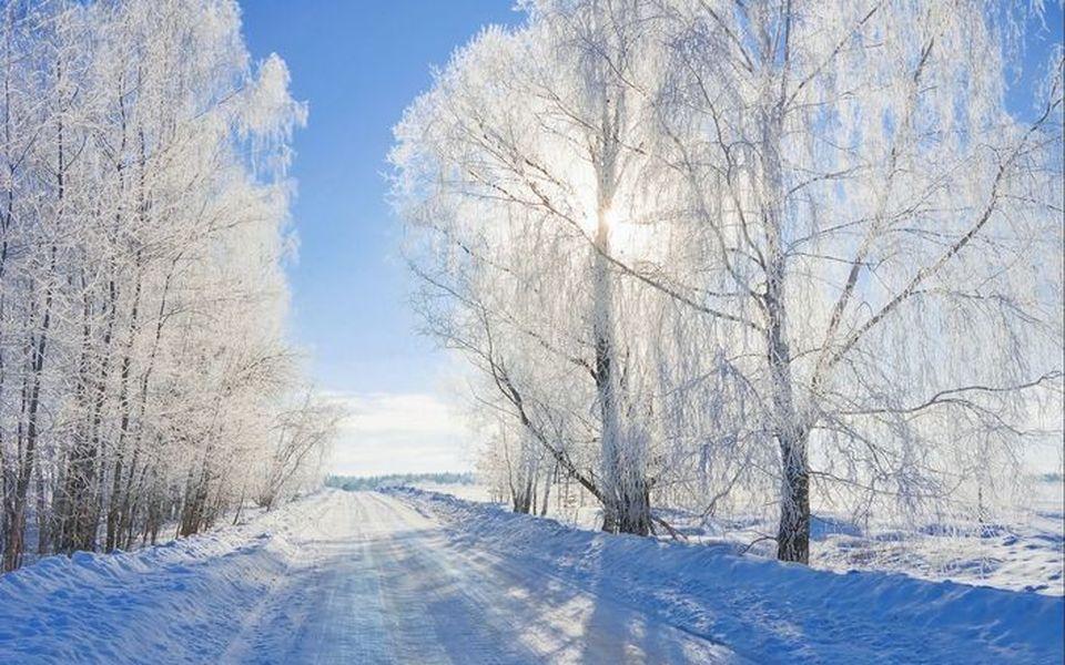Napsütésre és havazásra is kell készülni a hétvégén