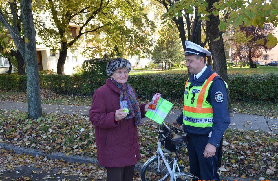Kerékpárral biztonságban