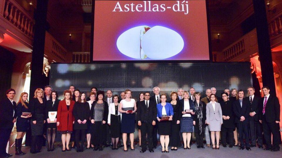 Dr. Benczúr Béla is a legjobb orvosok díjazottai között