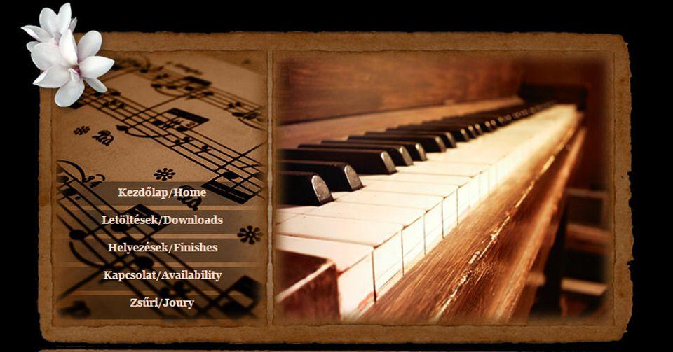 V. Nemzetközi Zongora fesztivál Törökszentmiklóson