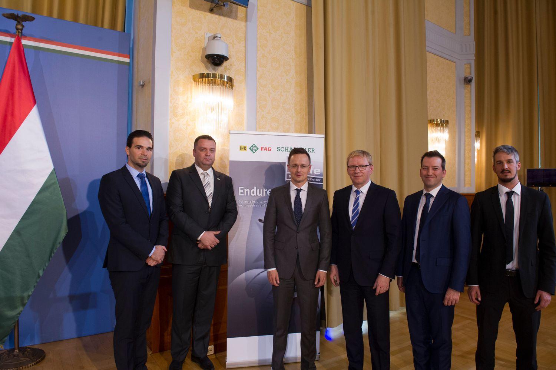 Schaeffler bővíti magyarországi gyárát
