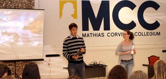Érdeklődő, nyitott szemléletű ötödikbe lépő diákok jelentkezését várja az MCC