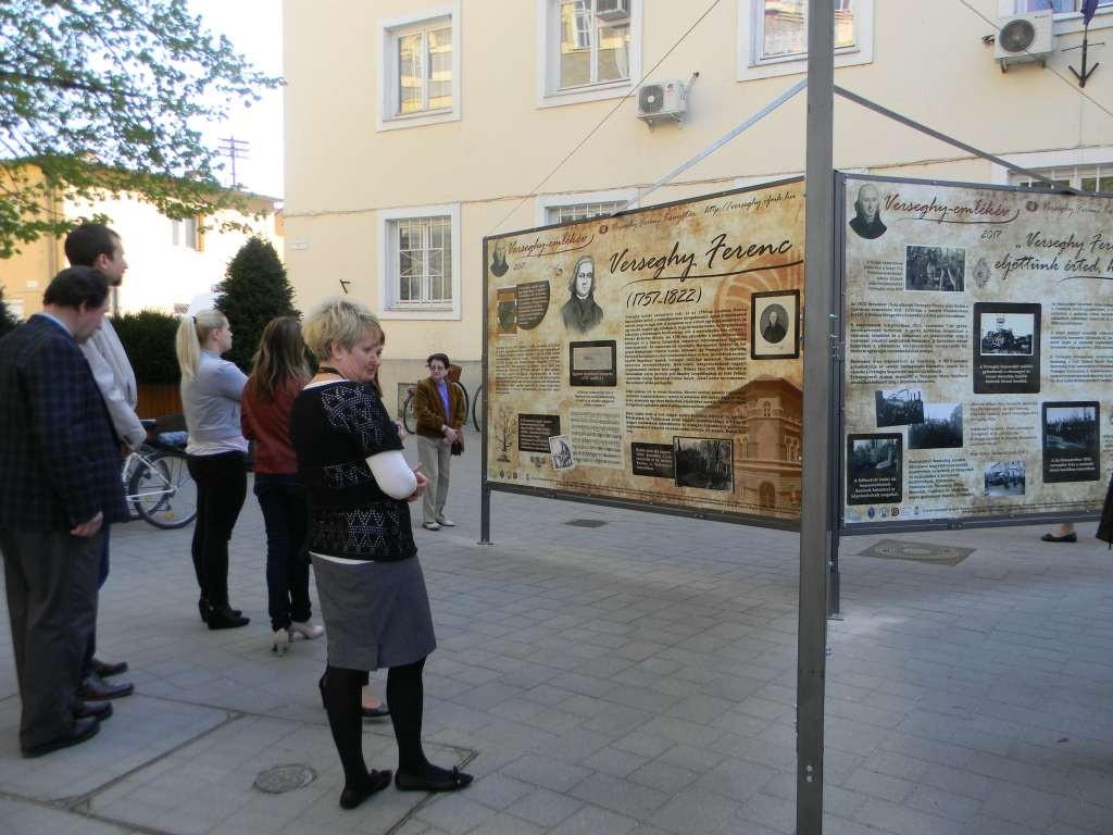 Konferenciával kezdődött a Verseghy emlékév Szolnokon