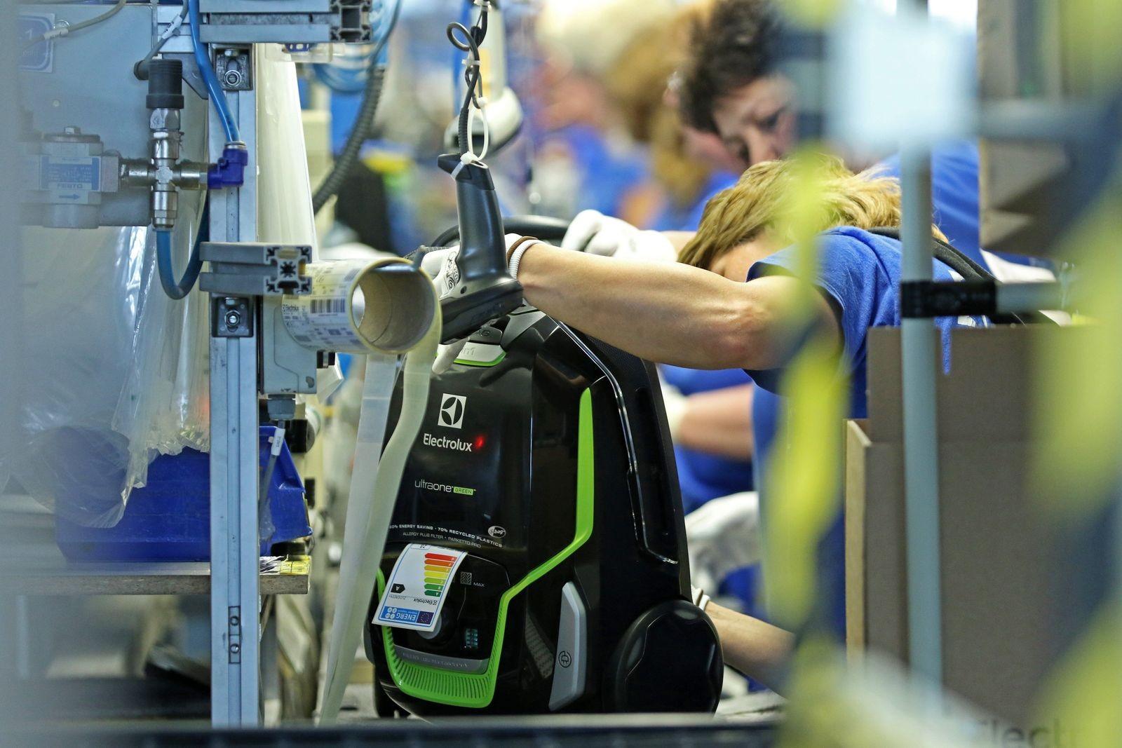 Az Electrolux 20 éve működik Jászberényben, a megye egyik legnagyobb munkaadója
