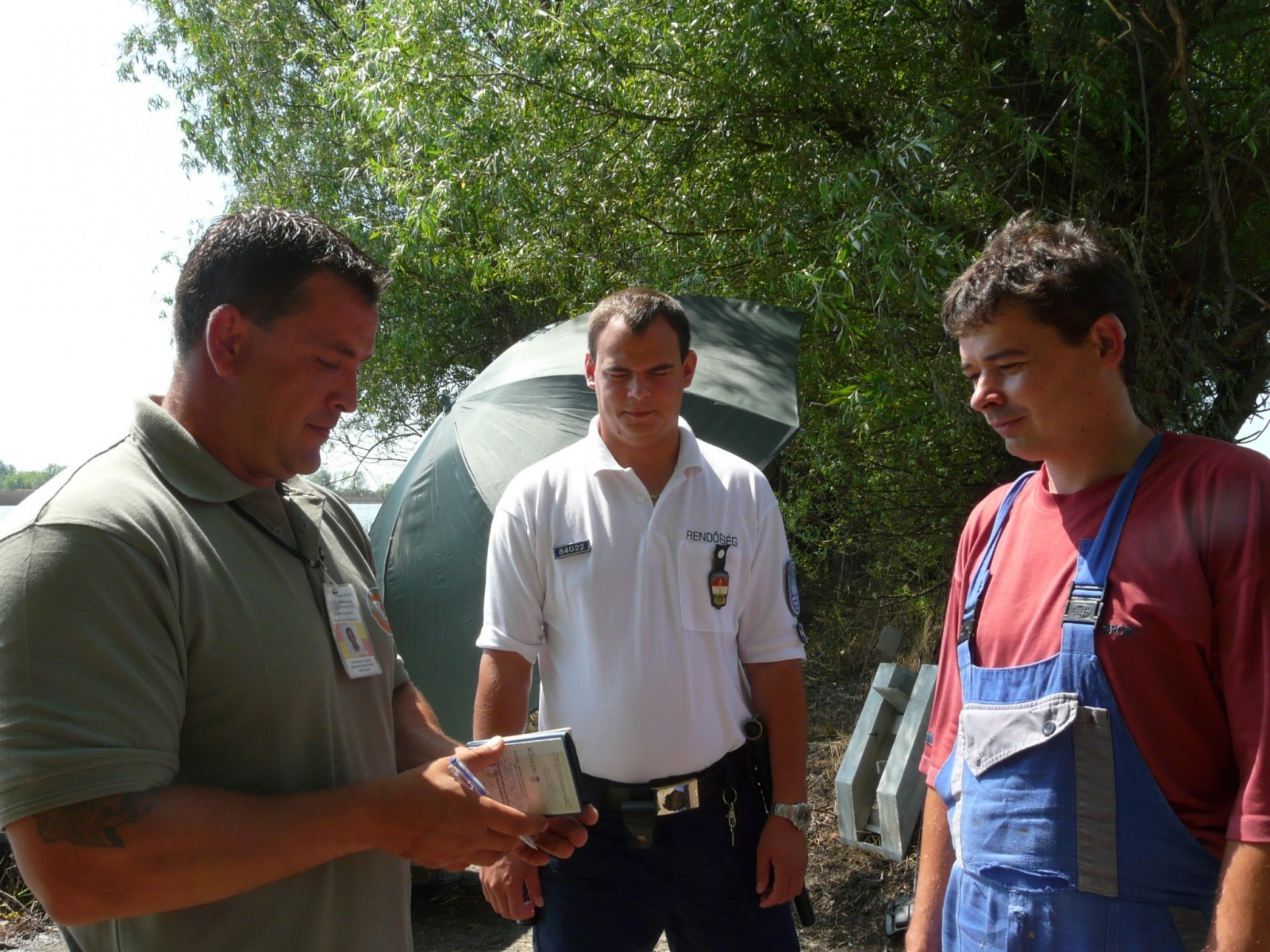 Társadalmi halőri és halászati őri tanfolyam és vizsga indul májusban