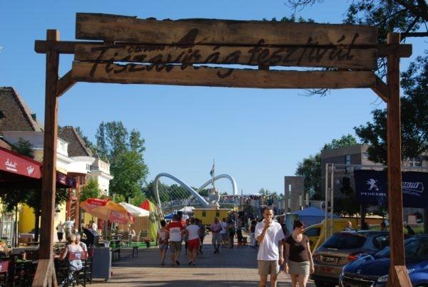 Jövő héten öt napon át tart a Szolnoki Tiszavirág Fesztivál