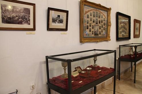 A reformáció 500 éves évfordulója tiszteletére kiállítás nyílt a megyeszékhelyen
