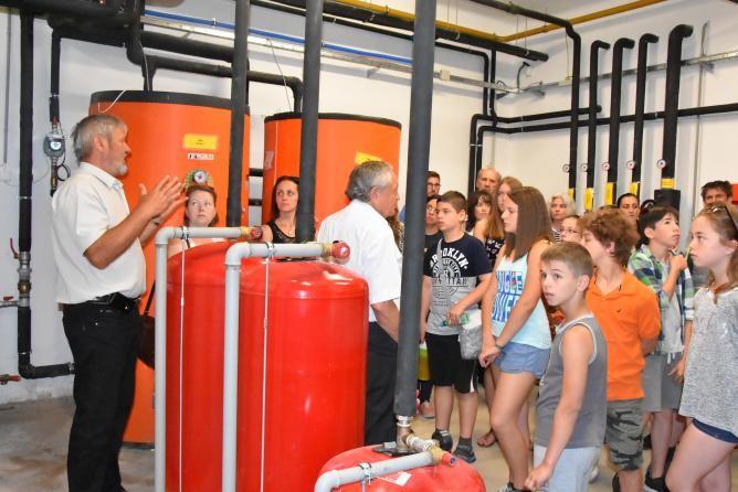 Energetikai rendszerekkel ismerkedtek az Energy@School program keretében