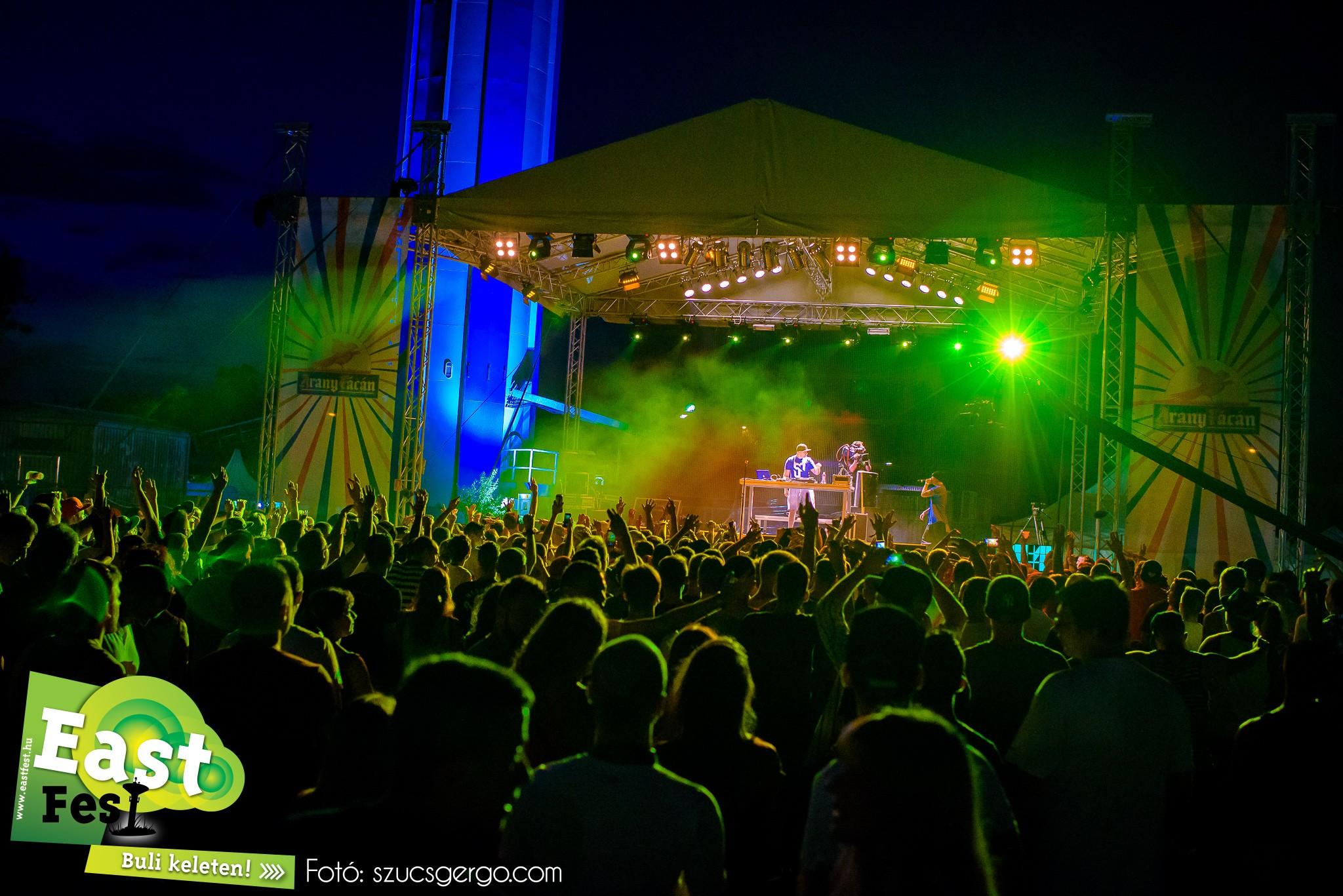 Egyre több zenekar kap fellépési lehetőséget az idei East Fest-en