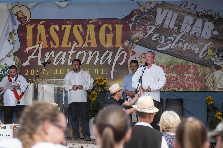 A jászapáti aratónap a jászsági magyar népi kultúra igazi ünnepe