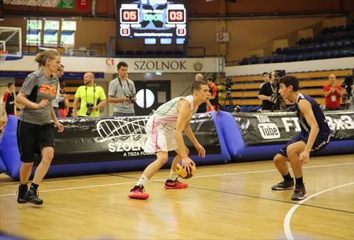 Ismét FIBA 3×3-as kosártornának ad otthont Szolnok