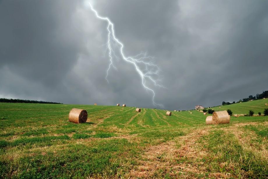 Félnek a gazdák az időjárástól