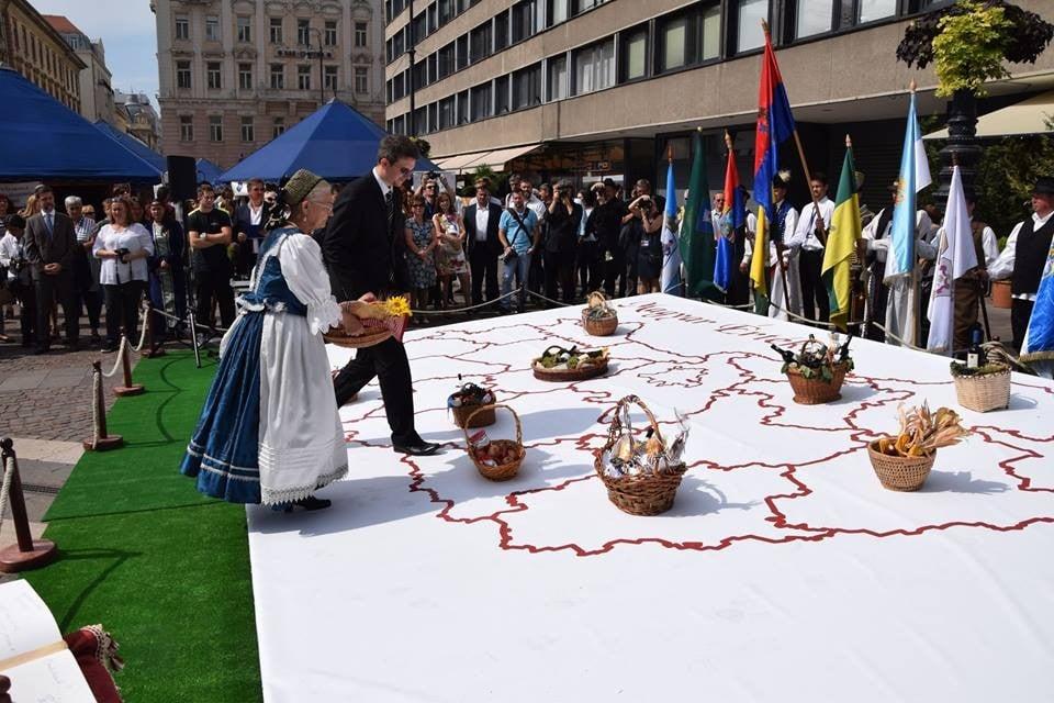 Jász-Nagykun-Szolnok a Magyar Értékek Napján