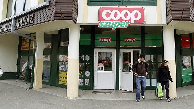 Több mint 10 milliárd forinttal nőtt a Coop csoport árbevétele tavaly
