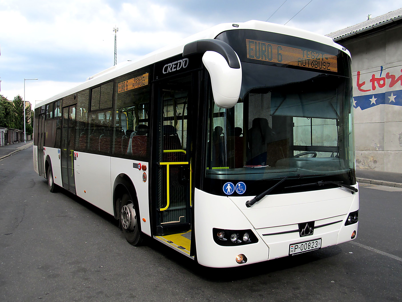 Új Credo buszokat kapott a szolnoki busztársaság