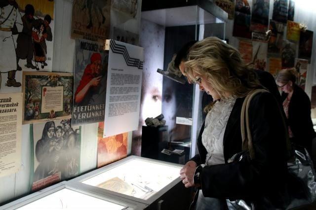 Karcagra is eljut az I. világháborús országjáró kiállítás