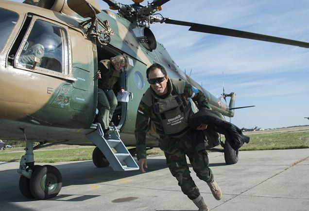 Javában zajlik a 34. Nemzetközi Katonai Megfigyelő Tanfolyam Szolnokon