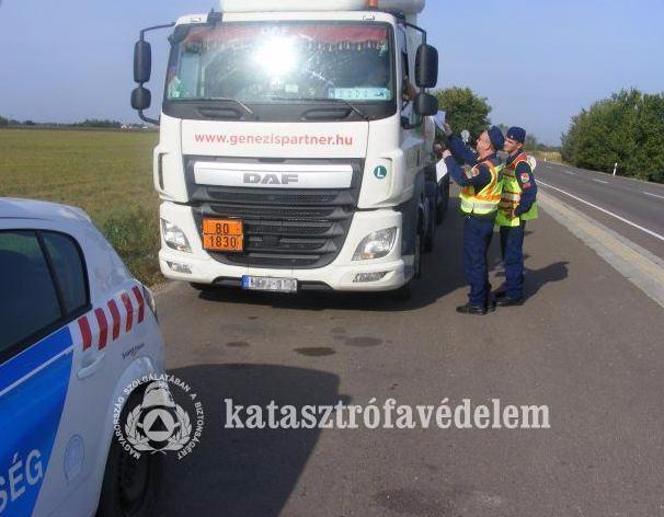 Jász-Nagykun-Szolnok megye is bekapcsolódott a Disaster ADR akcióba