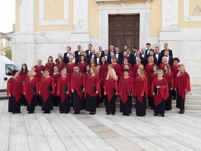 Aranydiplomával ismerték el a szolnoki kórusokat Horvátországban