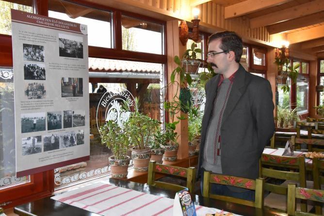 Megnyílott az Alcsisziget történetét bemutató tárlat