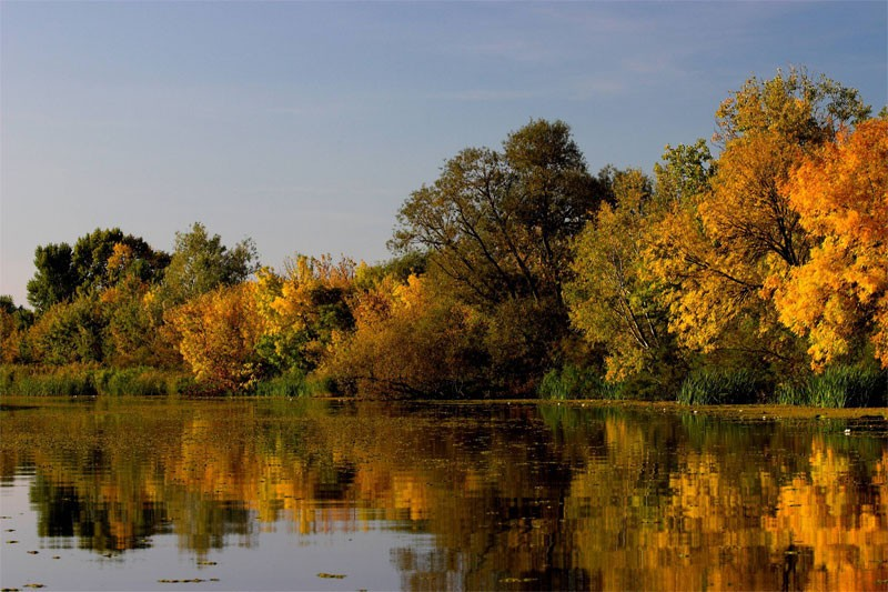 Megkezdődött a Tisza-tó őszi leürítése